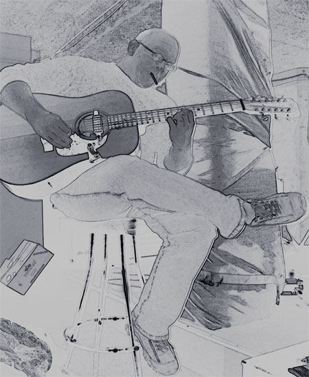 Guitarskid